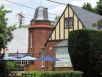 Foxhall (Washington, D.C.) - Image: Fox Hall Village HD DC