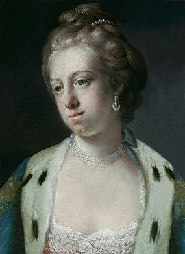 Karolina Matilda, Dänemark, Königin