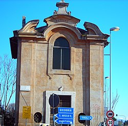 Franciscan church Settecamini.jpg