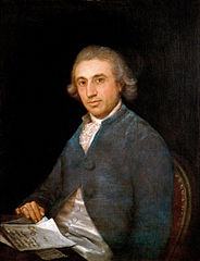 Portrait of Martín Zapater