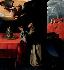 The Prayer of St. Bonaventura about the Selection of the New Pope