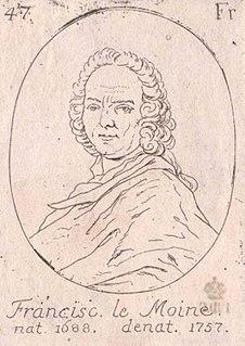 François Lemoyne French painter