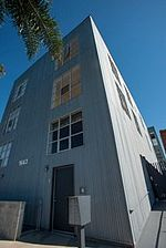 Frank Gehry Artists' Studios, Santa Monica, California.jpg