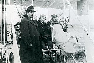 Max Lillie American aviator