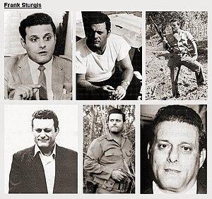 Frank Sturgis - Frank Sturgis (various photos)