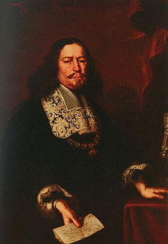 Kolowrat family - Count Franz Karl I. Kolowrat-Liebsteinský