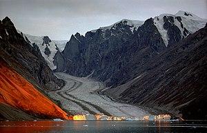 Northeast Greenland National Park - Franz Josef Fjord