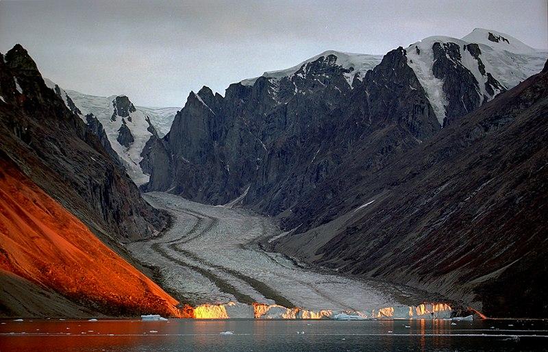 File:Franz Josef Fjord, glacier.jpg