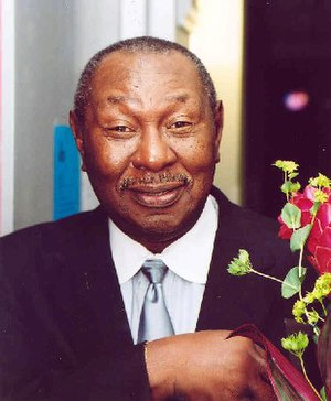 Freddy Cole in 2003