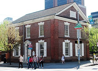 Free Quaker Meetinghouse.
