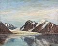Friedrich Kallmorgen Gletscher in der Magdalenenbai 1912.jpg