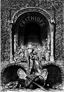 Frithiofs Saga literary work