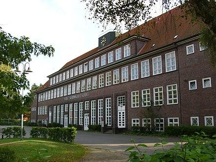 krankenhäuser hamburg heidberg