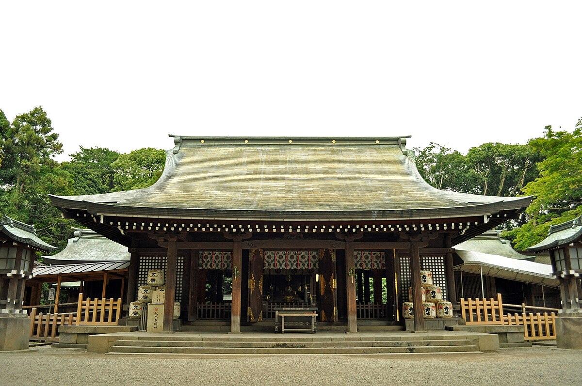 Hikawa Shrine Saitama Wikipedia