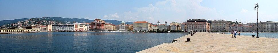 Frontemare di Trieste