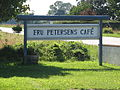 Fru Petersens Café-sign.JPG