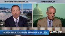 File:Full Lanny Davis Interview- Michael Cohen Was 'Never, Ever' In Prague - MTP Daily - MSNBC.webm