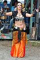 Full length shot of Jody at the 2010 Forest Fair (4779179344).jpg