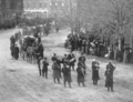 Funeral procession, Goderich, Ontario, 1913.png
