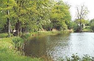 Horsmonden - Image: Furnace Pond, Horsmonden's 17th century iron foundry geograph.org.uk 904987