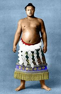 Futabayama Sadaji Japanese sumo wrestler