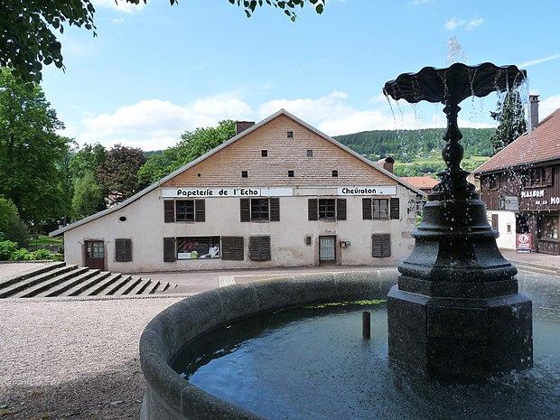 Monument historique à Gérardmer