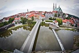 Görlitz - Widok ze starego młyna - panoramio.jpg