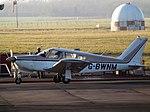 G-BWNM Piper Cherokee Arrow 28R (32418562146).jpg