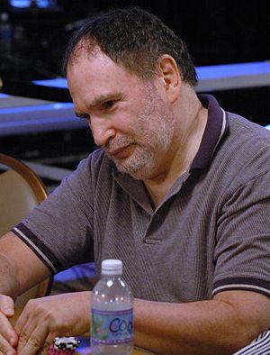 Gabe Kaplan - Kaplan at the 2006 World Series of Poker