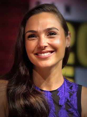 Wonder Woman - Gal Gadot at the San Diego Comic-Con panel for Wonder Woman 1984 in 2018