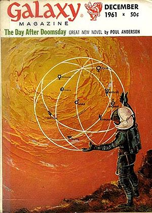 After Doomsday - After Doomsday was serialized in Galaxy as The Day After Doomsday in 1961-62