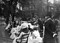 Garden party at St Cuthbert's, home of Sir William Bayliss. Wellcome L0029651.jpg