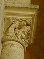 Gargilesse-Dampierre (36) Église Saint-Laurent et Notre-Dame Chapiteau 16.JPG