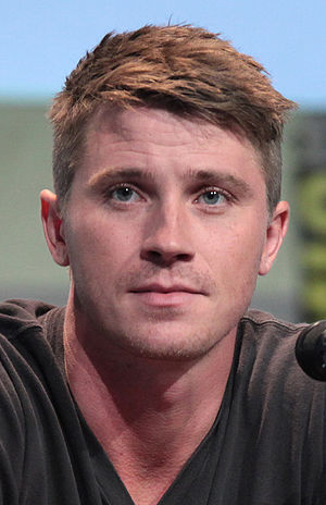 Garrett Hedlund - Hedlund at the 2015 San Diego Comic-Con International promoting Pan