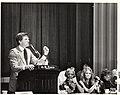 Gary Hart at the DNC in San Francisco 1984.jpg