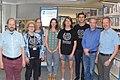 Gastgeber und Wikipedianer in der Zentralbibliothek Duesseldorf, 2.jpg