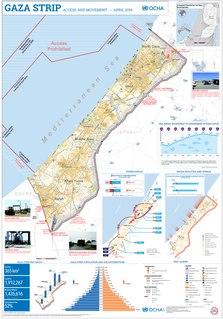 Israel–Gaza barrier