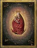 Geertgen tot Sint Jans - The Glorification of the Virgin - Google Art Project