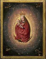 Geertgen tot Sint Jans: The Glorification of the Virgin