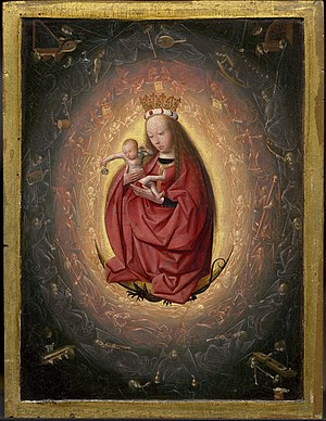 The Glorification of the Virgin - Image: Geertgen tot Sint Jans The Glorification of the Virgin Google Art Project