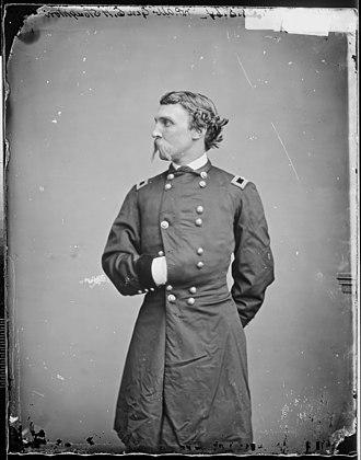 Edwin H. Stoughton - Stoughton during the civil war