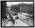 Gen. Pershing's arrival, Wash. D.C. LCCN2016820278.jpg