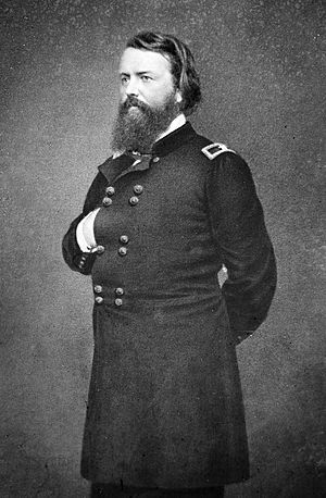 Army of the Mississippi - General John Pope was the first commander of the Army of the Mississippi