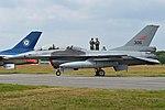 General Dynamics F-16BM 306 (9174173230).jpg