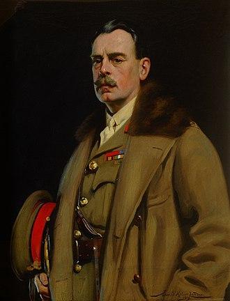 Philip Chetwode, 1st Baron Chetwode - A 1919 portrait of Philip Chetwode by John St Helier Lander.