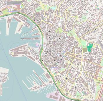 Genova Cartina.Centro Storico Di Genova Wikipedia