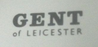 Gents' of Leicester - Typical Gents' of Leicester logo