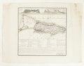 Geometrisk karta över Gibraltar - Skoklosters slott - 97998.tif
