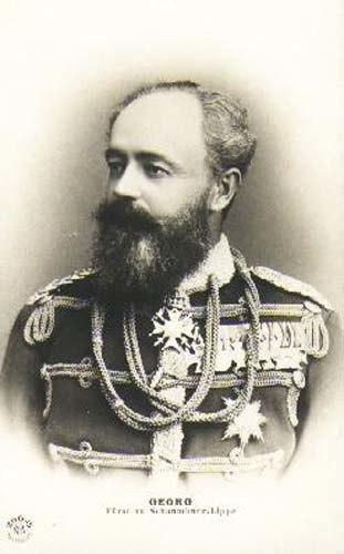 Georg (Schaumburg-Lippe)