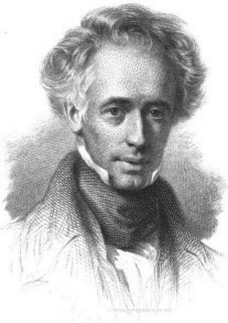 George Combe - George Combe, 1836 by Daniel Macnee